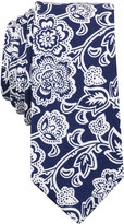 Bar III Men's Richmond Floral Skinny Tie, Only at Macy's