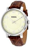 Fossil Authentic Men's Bq2249.