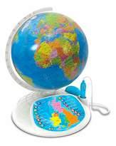 Fashion World Educational Talking Globe
