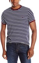 Fred Perry Men's Breton Stripe Ringer T-Shirt