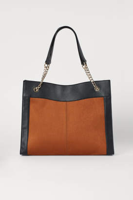 H&M Large Handbag - Beige