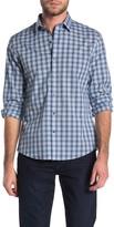 Zachary Prell Plaid Modern Fit Shirt