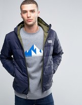 Penfield Mackinaw Packable Jacket Hooded Quilted