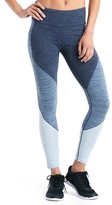 Gap gFast performance cotton colorblock leggings