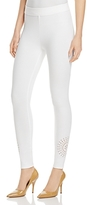 Hue Laser-Cut Sun Burst Skimmer Leggings