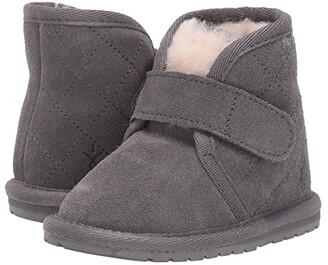 Emu Mindil (Infant) (Charcoal) Kids Shoes