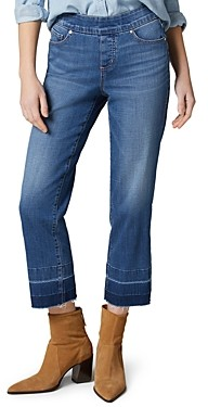Jag Jeans Lewis Released Hem Straight Leg Jeans in Gramercy