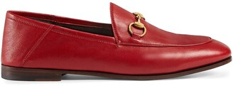Gucci Horsebit Detail Loafers