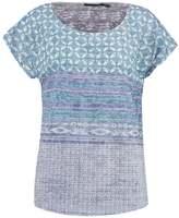Prana HARLENE Print Tshirt mood indigo milos