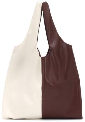 Nanushka Jo Medium faux-leather shoulder bag
