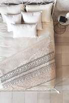 Deny Designs Dash and Ash Fancy Fancy Fleece Blanket