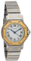Cartier Octagon Santos Watch