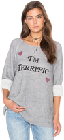 Wildfox Couture I'm Terrific Top