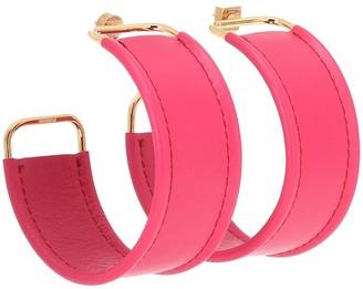Jacquemus Les Fauteuils leather earrings
