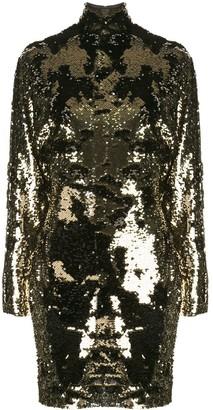 RtA Sequin Mini Dress