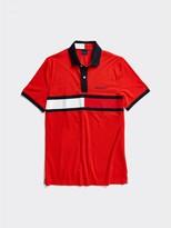 Tommy Hilfiger Custom Fit Flag Polo