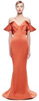 Zac Posen Stretch Duchess Gown