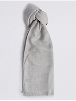M&S Collection Modal Rich Scarf