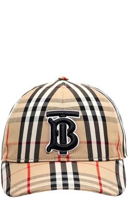 Burberry Monogram Cap