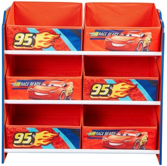 Disney Lightning McQueen Kids Storage Unit