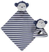 George Monkey Rattle and Snuggler Set