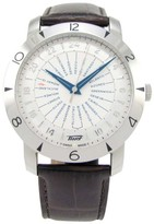Tissot Heritage Stainless Steel 43mm Mens Watch