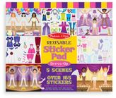 Melissa & Doug Sticker Pad Dress Up