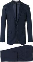 HUGO BOSS two piece suit - men - Viscose/Virgin Wool - 52