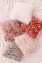 Urban Outfitters Marisa Tipped Faux Fur Pillow