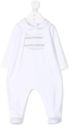 Tartine et Chocolat Smock Pocket Babygrow