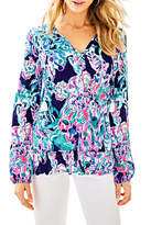 Lilly Pulitzer Daisy Knit Top