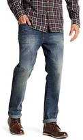 William Rast Memphis Biker Relaxed Tapered Jeans