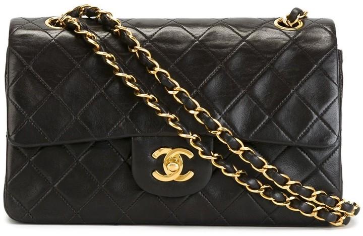 Chanel Pre-Owned quilted 2.55 shoulder bag