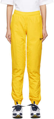 Vector Reebok Classics Yellow Track Pants