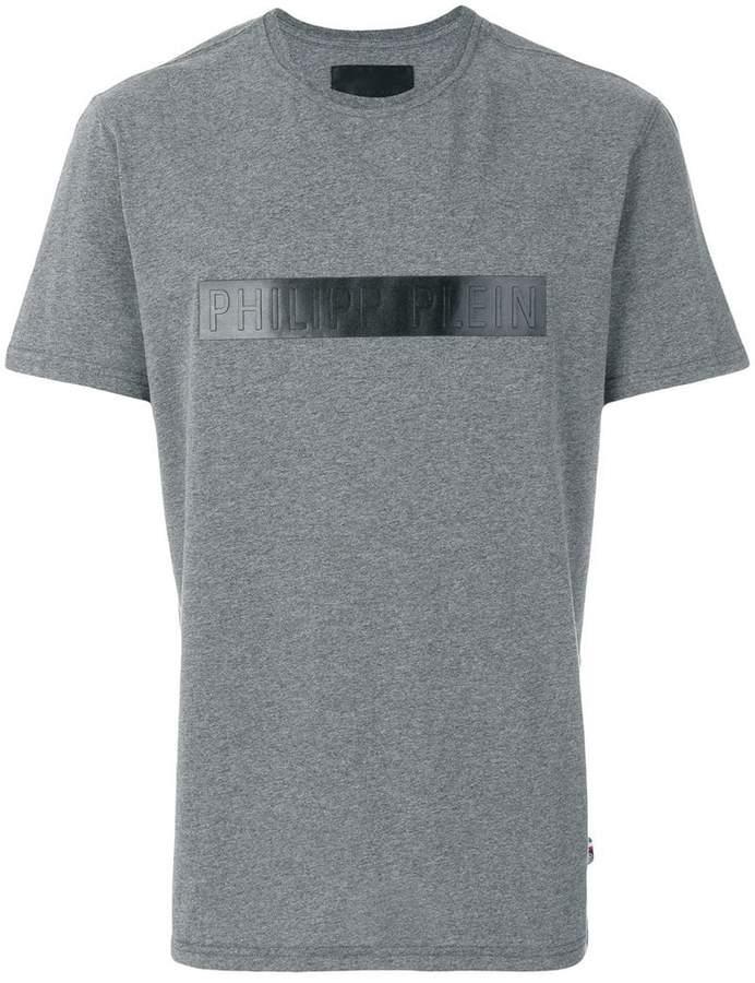 Philipp Plein chest patch T-shirt