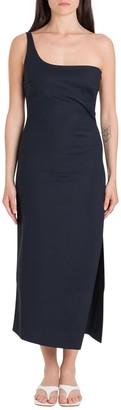 Coperni One-shoulder Dress