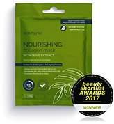 BeautyPRO NOURISHING award-winning collagen sheet mask with olive extract