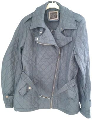 Romeo Gigli Blue Jacket for Women