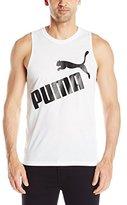 Puma Men's Graphic Essential Tank Top