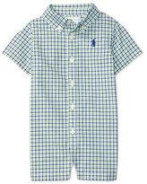 Ralph Lauren Childrenswear Poplin Tattersall Shortall
