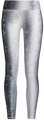 Terez Tall Band Foil Leggings