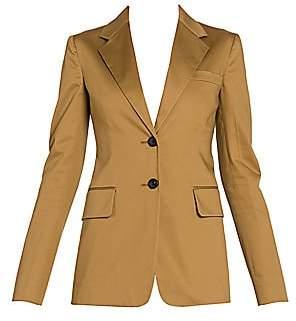Prada Women's Stretch-Cotton Jacket