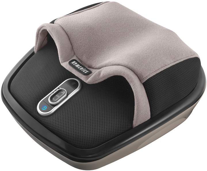 Homedics Air + Rolling Foot Massager with Heat