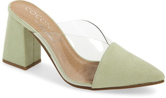 Coconuts by Matisse Shauna Translucent Mule