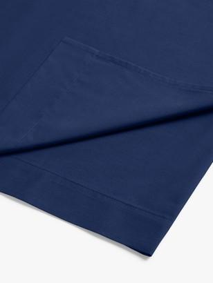 John Lewis & Partners 200 Thread Count Polycotton Flat Sheet