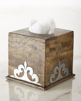 Horchow Heritage Collection Tissue Box Cover