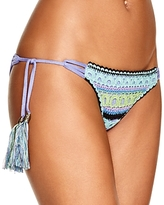 Ale By Alessandra Groupie Crochet California Fit Bikini Bottom