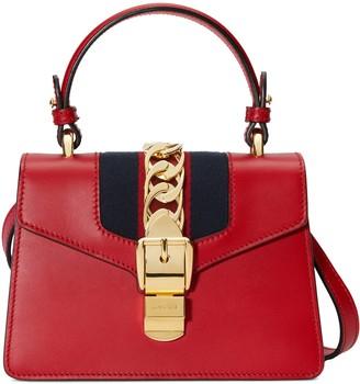 Gucci Sylvie leather mini bag