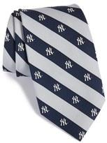 Vineyard Vines Men's 'New York Yankees - Mlb' Print Silk Tie