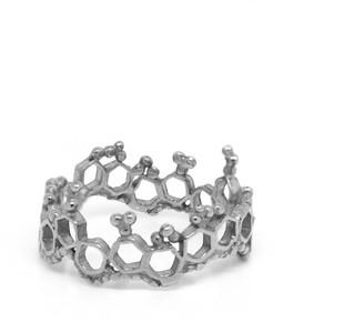 Annabelle Lucilla Jewellery Apollo Ring Silver